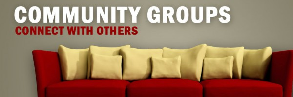 community group sofas